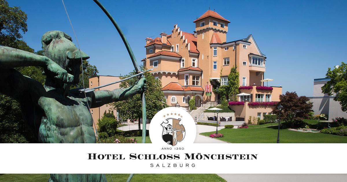 Hotel Schloss Monchstein Das Luxushotel Im Herzen Von Salzburg
